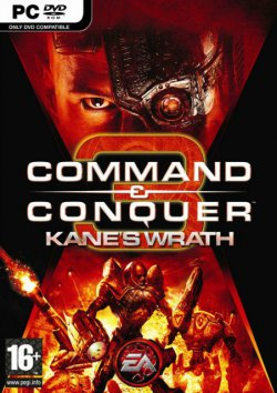 Command & Conquer 3: Kane's Wrath (2008) PC | RePack by -=Hooli G@n=- от Zlofenix