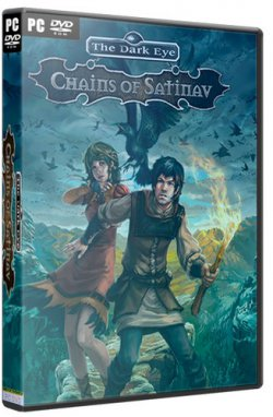 The Dark Eye: Chains of Satinav (2012) PC | Steam-Rip от R.G. Origins